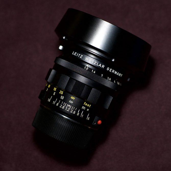 大珍品 Leica Noctilux 50/1.2 Double Aspherical