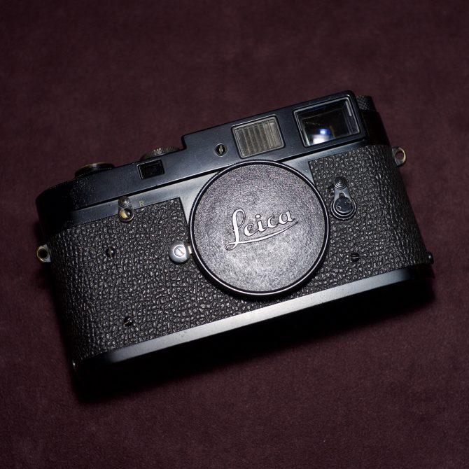 大珍品 Leica M2 Black Paint First Batch
