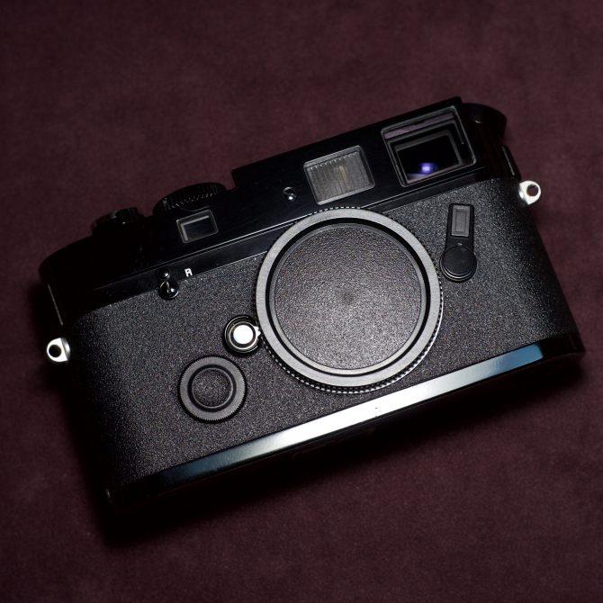 Leica M7 Black Paint A LA CARTE