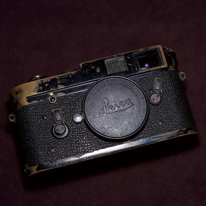 大珍品 Leica M4 Black Paint First Batch Number '16'