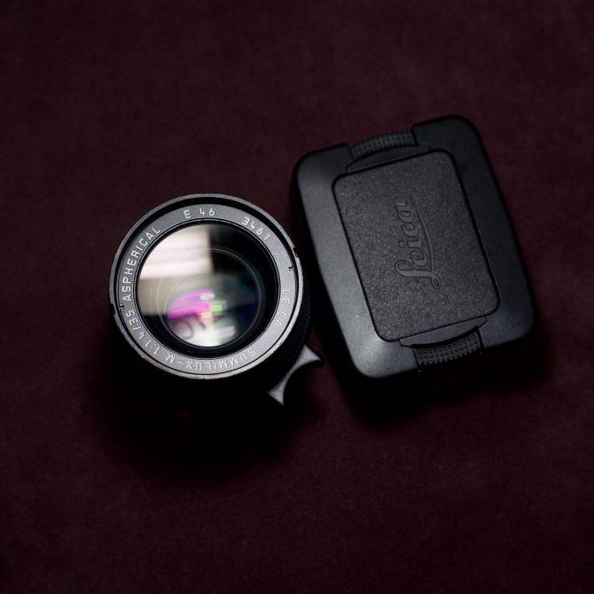 Leica Summilux 35/1.4 Aspherical 11873