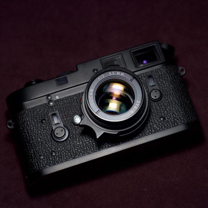 大珍品 民用 Leica KE-7A Civilian with Elcan 50/2