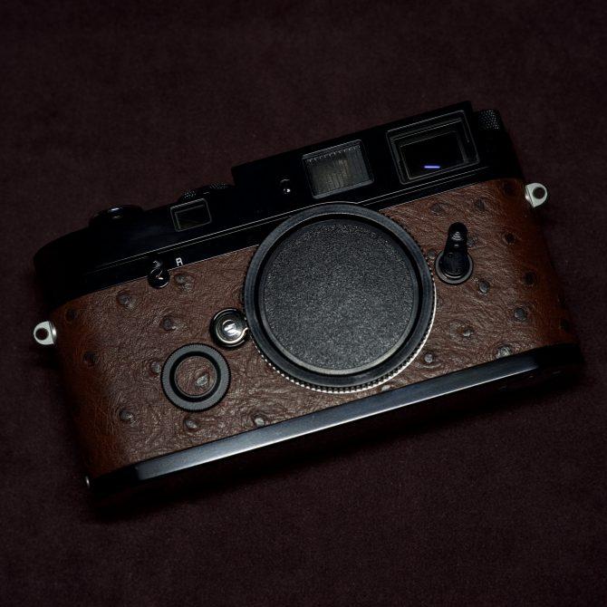Leica MP Black Paint 0.72 A La Carte