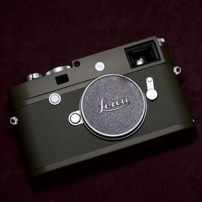 Leica M10-P 'Safari' Edition