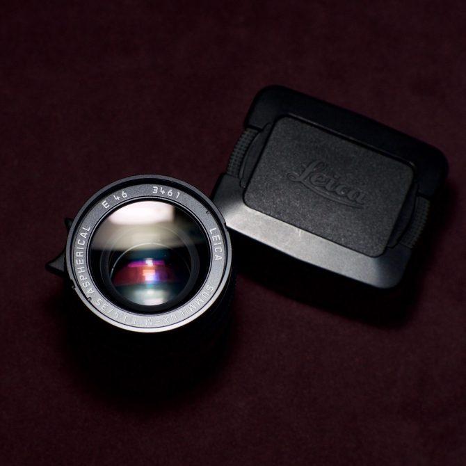 珍品 Leica Summilux 35/1.4 Aspherical 11873