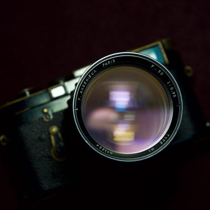 Angenieux m1 50/0.95 Leica M