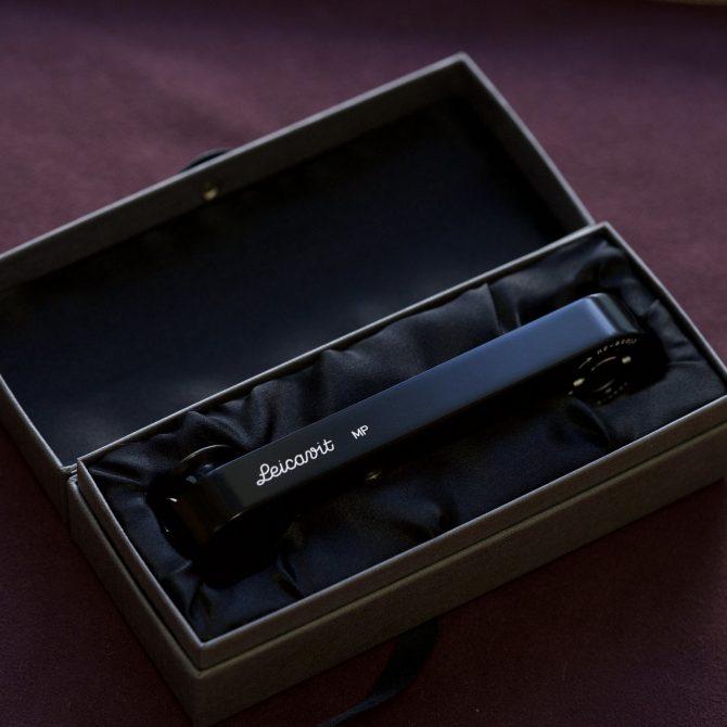 Leicavit MP LHSA Special Edition Black Paint 14460