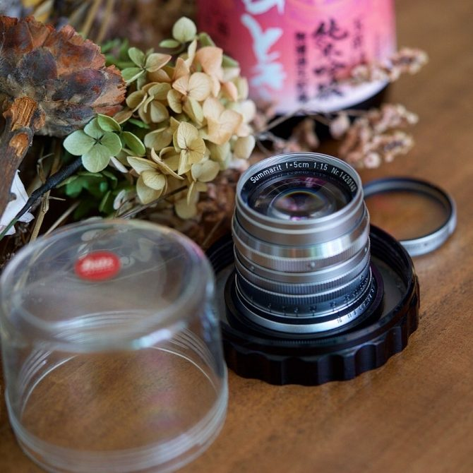 珍品 Leica Summarit 50/1.5 v2 M mount