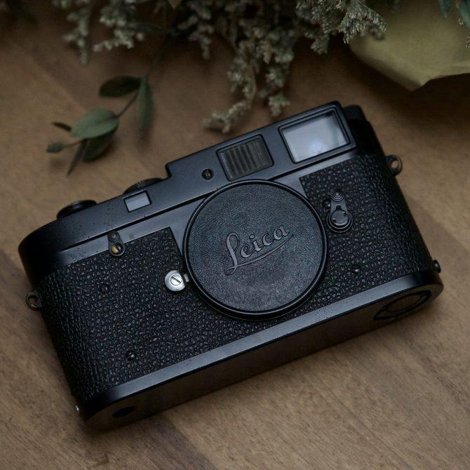 """大大珍品 Leica M2 Black Paint """"First batch"""""""