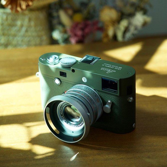 "Leica M-P ""Safari"" Edition 10933"