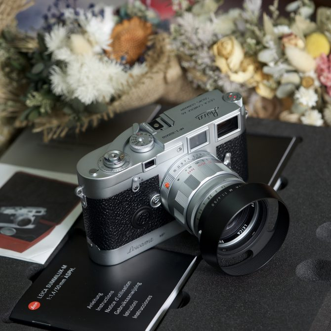 大珍品 Leica MP3-Set LHSA Special Edition 10319